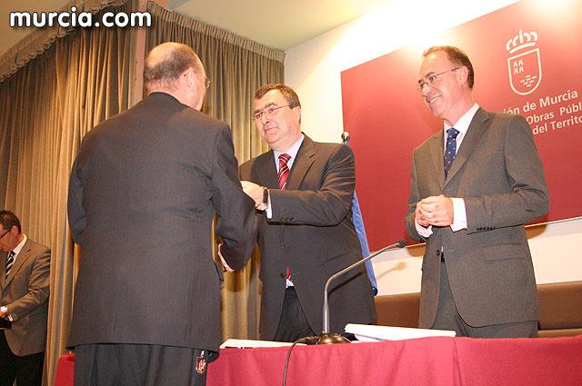 El Ayuntamiento de Alhama recibe el Premio a la Gestión Urbanística Municipal, Foto 1