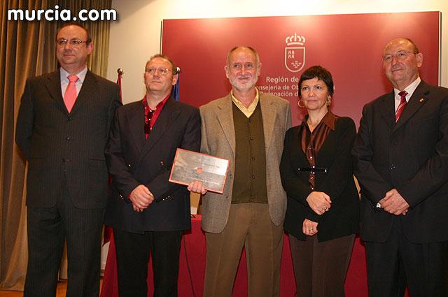El Ayuntamiento de Alhama recibe el Premio a la Gestión Urbanística Municipal, Foto 5
