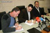 El ayuntamiento y la ASAJA firman un convenio de colaboraci�n