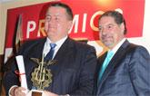 El Ayuntamiento de La Unión premiado por su labor dinamizadora de la actividad empresarial