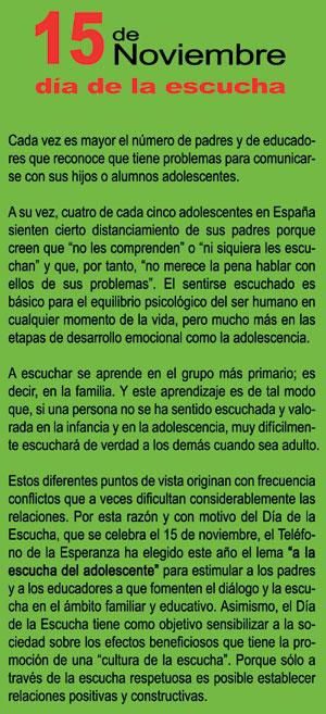 Gran Encuentro Amigos del Teléfono de la Esperanza, Foto 2