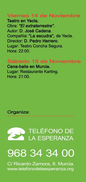 Gran Encuentro Amigos del Teléfono de la Esperanza, Foto 4