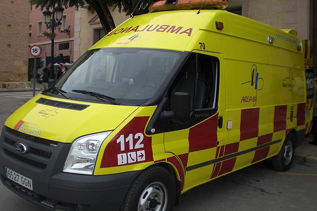 La ambulancia municipal ha realizado cerca de 1.000 intervenciones durante los primeros nueve meses del año, Foto 1