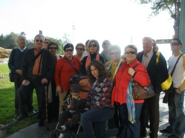 Alrededor de 40 mayores disfrutaron este fin de semana en el viaje a Tarragona organizado por el Ayuntamiento, Foto 2