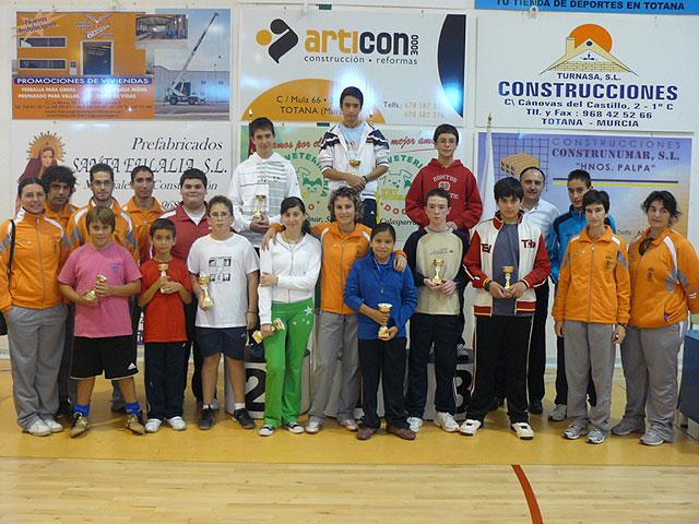 Un total de 89 escolares participaron en el Torneo de Tenis de Mesa de Deporte Escolar, Foto 2