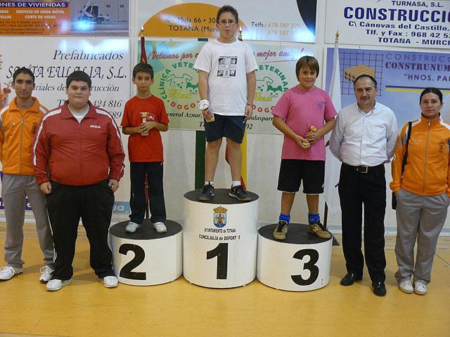 Un total de 89 escolares participaron en el Torneo de Tenis de Mesa de Deporte Escolar, Foto 3