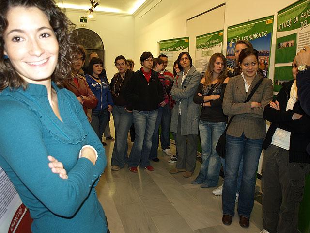 """El viernes, 7 de noviembre, se inauguró la exposición """"Clarity. El Cambio Climático"""" en el Centro Cultural Plaza Vieja, Foto 1"""