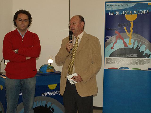 """El viernes, 7 de noviembre, se inauguró la exposición """"Clarity. El Cambio Climático"""" en el Centro Cultural Plaza Vieja, Foto 2"""