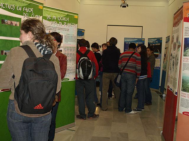 """El viernes, 7 de noviembre, se inauguró la exposición """"Clarity. El Cambio Climático"""" en el Centro Cultural Plaza Vieja, Foto 3"""
