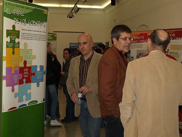 """El viernes, 7 de noviembre, se inauguró la exposición """"Clarity. El Cambio Climático"""" en el Centro Cultural Plaza Vieja, Foto 4"""