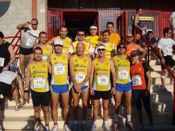 Dos nuevos podium para los atletas del Club Atletismo Totana JCpalets-E.E. en San Javier, Foto 1