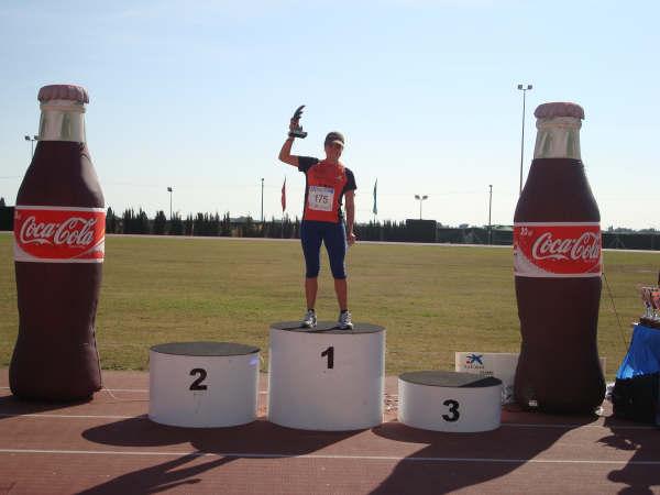 Dos nuevos podium para los atletas del Club Atletismo Totana JCpalets-E.E. en San Javier, Foto 4