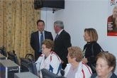 El Club de Jubilados de Campos del Río ya cuenta con sala de informática