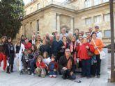 Alrededor de 40 mayores disfrutaron este fin de semana en el viaje a Tarragona organizado por el Ayuntamiento