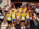 Dos nuevos podium para los atletas del Club Atletismo Totana JCpalets-E.E. en San Javier