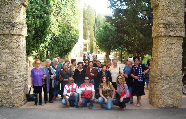 V encuentro de usuarios con voluntari@s de teleasistencia, Foto 1