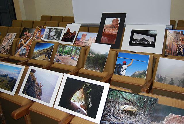 Más de un centenar de fotografías han concurrido a la primera edición de Fotoespuña, concurso convocado por la Mancomunidad Turística de Sierra Espuña, Foto 1