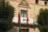 Luto oficial y banderas a media asta en el ayuntamiento de Totana por los militares fallecidos en el atentado de Afganist�n