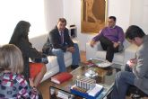 UCOMUR pondr� en funcionamiento en Totana un centro en el que se asesorar�, informar� y formar� a los empresarios y ciudadanos de la comarca del Bajo Guadalent�n