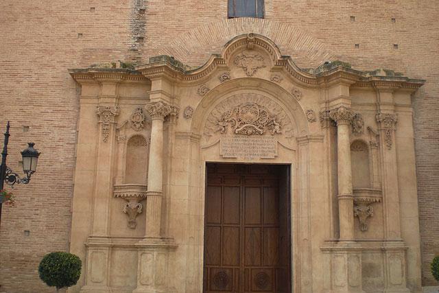 Luz verde al proyecto de las obras de actuación en la portada de la Iglesia de Santiago el Mayor de Totana, Foto 2