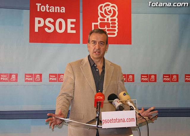 Los socialistas de Totana organizan una cena para presentar la nueva dirección del partido, Foto 1