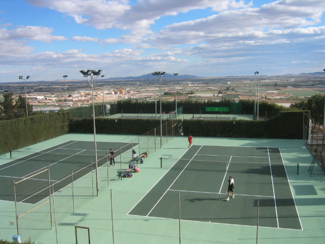 Los equipos del Club de Tenis Totana, líderes en los campeonatos regionales por equipos, Foto 1