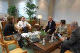 Las Torres de Cotillas solicita al Gobierno Regional apoyo para arreglar los colegios locales
