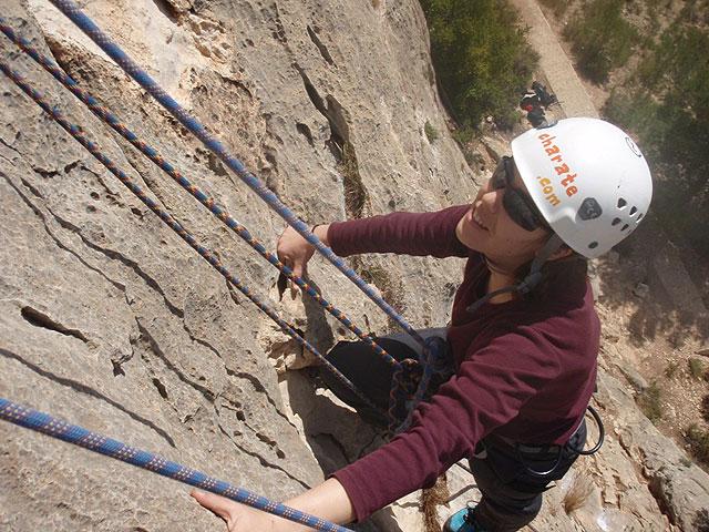 Organizan una jornada de escalada que se desarrollará en el Valle de Leiva este domingo 16 de noviembre, Foto 1