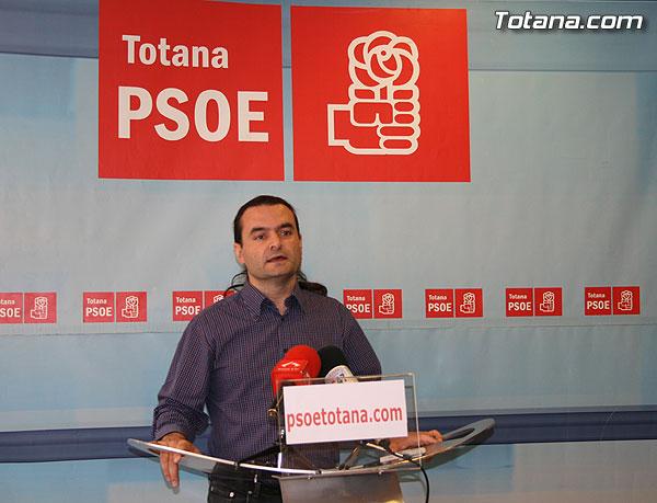 La improvisación y la mala gestión del PP han paralizado el desarrollo industrial , según el PSOE, Foto 1