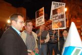 Los agricultores exigen en Mazarrón que se rebaje la presión fiscal sobre el tomate