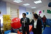 El nuevo Centro de Atención Temprana de Las Torres de Cotillas atenderá a 40 niños
