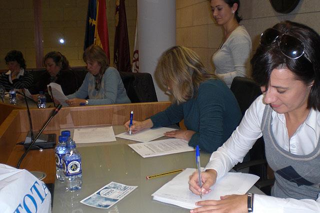 La Asamblea General del Consejo Municipal de Igualdad de Oportunidades se reunió en la tarde de ayer, Foto 1