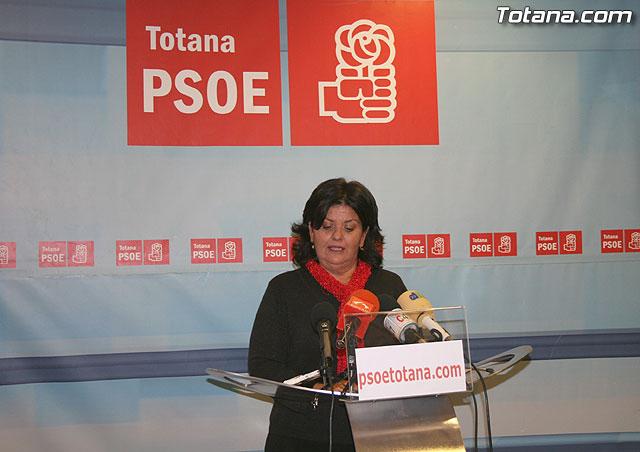 Lola Cano: La sanidad en Totana es un desastre, Foto 1