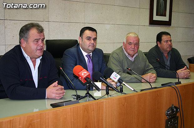El Ayuntamiento y COAG-IR firman un convenio de colaboración, Foto 3