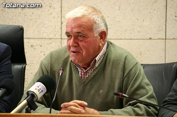 El Ayuntamiento y COAG-IR firman un convenio de colaboración, Foto 4