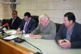 El Ayuntamiento y COAG-IR firman un convenio de colaboraci�n