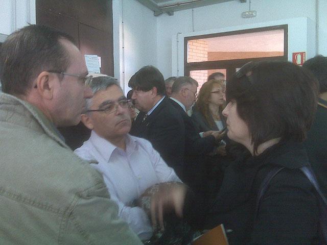 Totana ha sido nombrada como nuevo miembro de pleno derecho del comité Ejecutivo de la Asociación Española de Ciudades de la Cerámica, Foto 2