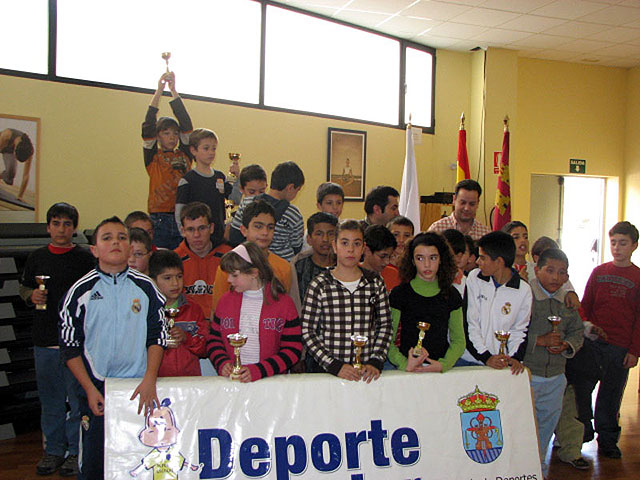 33 escolares participan en el Torneo de Ajedrez de Deporte Escolar, Foto 1