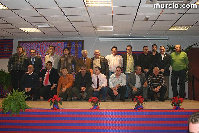 Gran participación en la cena gala del XI aniversario de la PB Totana, Foto 1