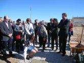 Educación inicia la construcción de un nuevo centro escolar de Infantil y Primaria en Fuente Álamo