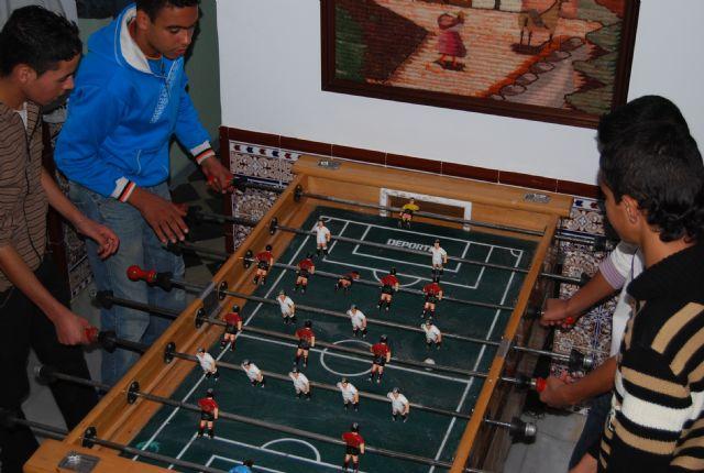 En el campeonato de futbolín organizado por REDES se entregaron varios premios, Foto 2