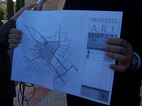 Solicitarán la declaración de área de rehabilitación integral (ARI) para el barrio de San Roque-Las Parras, Foto 2