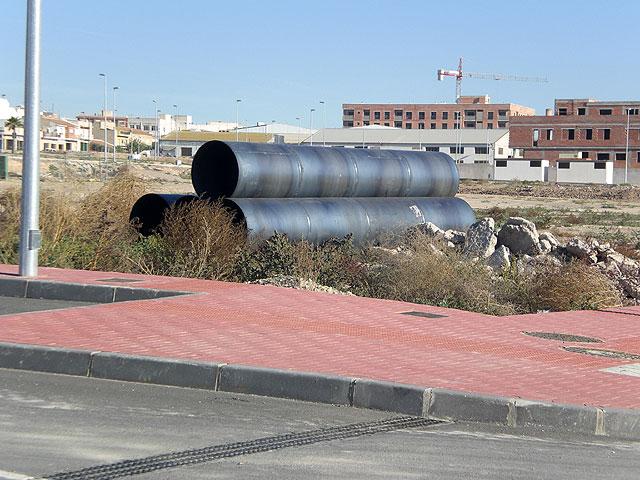 Las obras de construcción de la hinca del barrio Olímpico comienzan hoy, Foto 1