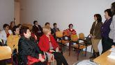 La concejal de Política Social inaugura la II edición del curso 'Cuidadores de Personas Dependientes'