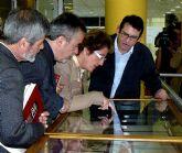 El Archivo municipal ilustra la historia de la Educación en San Javier con documentos inéditos fechados desde 1836 y abundante material museográfico de la época