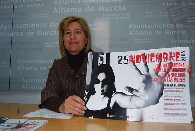 Un nutrido programa de actividades conmemora el 25 de noviembre, Día Internacional para la Eliminación de la Violencia contra las Mujeres, Foto 1