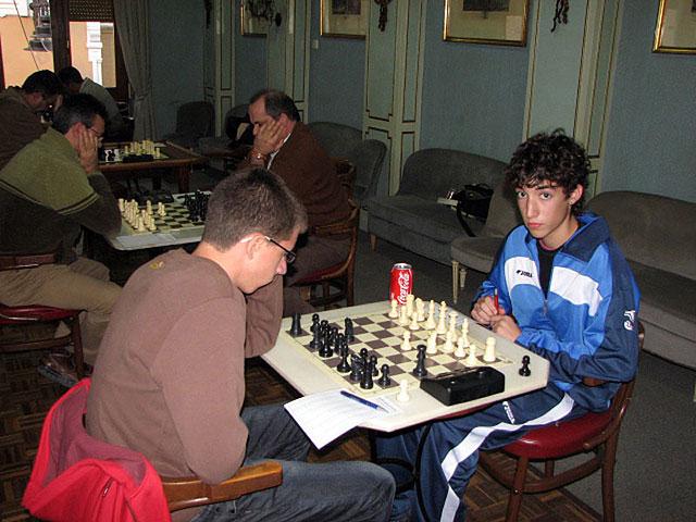 El club de ajedrez de Totana participa en el campeonato regional de ajedrez por clubes, Foto 1