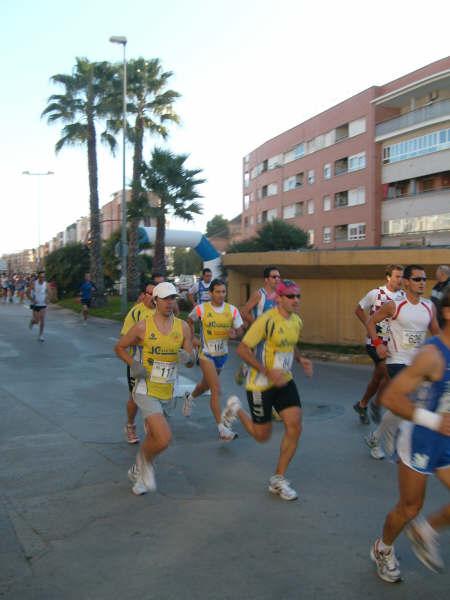 """Atletas del Club Atletismo Totana participaron en la XXI Media maratón """"Ciudad de Lorca"""", Foto 2"""