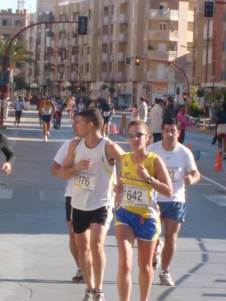 """Atletas del Club Atletismo Totana participaron en la XXI Media maratón """"Ciudad de Lorca"""", Foto 4"""
