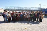 Más de 200 jubilados de Nonduermas visitan las Casas-Cueva de Puerto Lumbreras